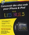 Livre numrique Concevoir des sites Web mobiles pour iPhone et iPad Pour les Nuls