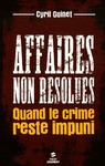 Livre numrique Affaires non rsolues