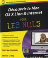 Livre numrique Dcouvrir le mac OS X Lion et internet Pour les Nuls
