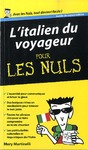 Livre numrique L&#x27;Italien du voyageur - Guide de conversation Pour les Nuls