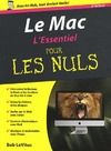 Livre numrique Le Mac, Essentiel Pour les Nuls
