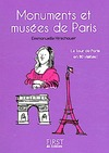 Livre numrique Petit livre de - Monuments et muses de Paris