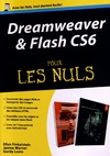 Livre numrique Dreamweaver et Flash CS6 Megapoche Pour les nuls