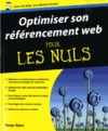 Livre numrique Optimiser son rfrencement Web Pour les Nuls