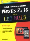 Livre numrique Tout sur ma tablette Google Nexus 7 et 10 Pour les Nuls