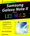 Livre numrique Samsung Galaxy Note II Pour les Nuls