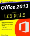 Livre numrique Office 2013 Pour les Nuls