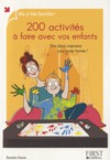 Livre numrique 200 activits  faire avec vos enfants