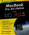 Livre numrique MacBook (Pro, Air et Retina) Pour les Nuls