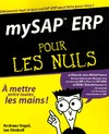 Livre numrique MySAP ERP Pour les Nuls