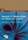 Livre numrique Procds et formulation au service de la sant