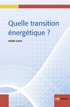 Livre numrique Quelle transition nergtique ?