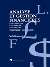 Livre numrique Analyse et gestion financires