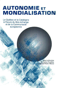 Livre numrique Autonomie et mondialisation