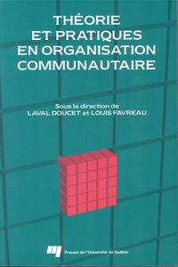 Livre numrique Thorie et pratiques en organisation communautaire