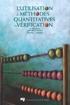 Livre numrique L&#x27;utilisation de mthodes quantitatives en vrification