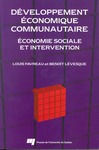 Livre numrique Dveloppement conomique communautaire