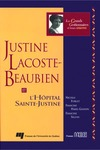 Livre numrique Justine Lacoste-Beaubien et l&#x27;Hpital Sainte-Justine