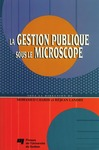 Livre numrique La gestion publique sous le microscope
