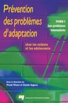 Livre numrique Prvention des problmes d&#x27;adaptation chez les enfants et les adolescents