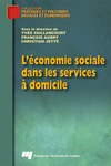 Livre numrique L&#x27;conomie sociale dans les services  domicile