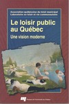 Livre numrique Le loisir public au Qubec