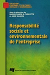 Livre numrique Responsabilit sociale et environnementale de l&#x27;entreprise