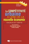 Livre numrique Comptitivit urbaine  l&#x27;re de la nouvelle conomie