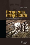 Livre numrique tranges rcits, tranges lectures
