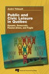 Livre numérique Public and civil leisure in Quebec