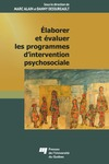 Livre numrique laborer et valuer les programmes d&#x27;intervention psychosociale