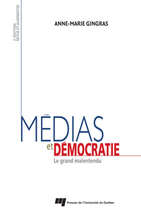 Livre numrique Mdias et dmocratie  - 3e dition