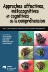 Livre numrique Approches affectives, mtacognitives et cognitives de la comprhension