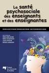 Livre numrique La sant psychosociale des enseignants et des enseignantes