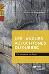Livre numrique Les langues autochtones du Qubec