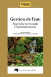 Livre numrique Gestion de l&#x27;eau