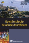 Livre numrique pistmologie des tudes touristiques