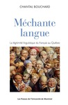 Livre numrique Mchante langue