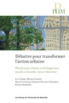 Livre numrique Dbattre pour transformer l&#x27;action urbaine