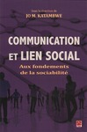 Livre numrique Communication et lien social