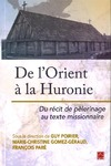 Livre numrique De l&#x27;Orient  la Huronie