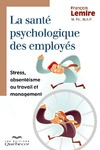 Livre numrique La sant psychologique des employs
