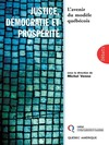 Livre numrique Justice, dmocratie et prosprite