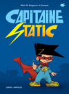 Livre numrique Capitaine Static 1