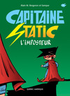 Livre numrique Capitaine Static 2 - Limposteur
