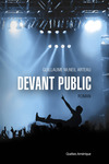 Livre numrique Devant public