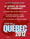 Livre numrique L&#x27;tat du Qubec 2012