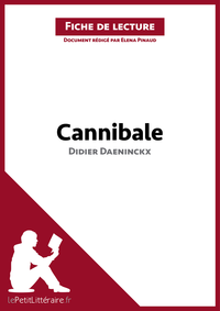 Livre numrique Cannibale de Didier Daeninckx (Fiche de lecture)