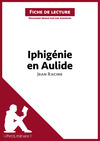 Livre numrique Iphignie de Racine (Fiche de lecture)