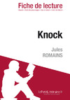 Livre numrique Knock de Jules Romains (Fiche de lecture)
